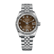 ROLEX Boys DateJust 31mm 178274 - Bronze Roman VI 11BR