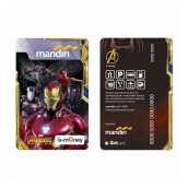 MANDIRI E-Money Avengers Infinity War Edition - Tech