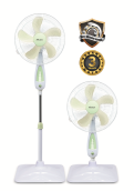KIRIN Stand Fan Duo Box KEF-16SFDK Hijau