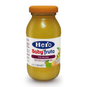 HERO BABY Import Premium Food Mixed Fruit Juice 130 ml
