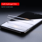 Sentum iPhone 6Plus/6sPlus Hydrogel Screen Protector 3D Soft Full Cover Film   ( not Glass ) Transparent