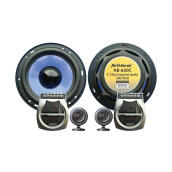 Audiobank AB-650C 6.5 2 Way Speaker Component - Black