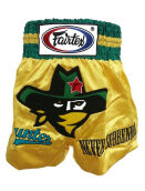 FAIRTEX Boxing Short The Hunter BS0640 - Yellow