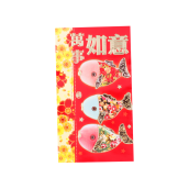 SINCIA Angpao Besar 2 Pack (@Isi 6 pcs) - Tipe A