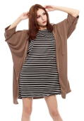 Yoenik Alicha Outer Mocca - M13209 R38S4 (All Size)