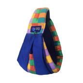 Baba Slings Gendongan Bayi - Colorful Block