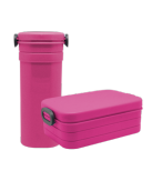 IMONO Lunch Box With Bottle