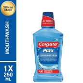 COLGATE Mouthwash Plax Pepper Mint 250ml