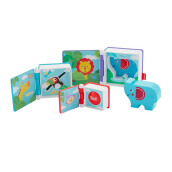 FISHER PRICE Infant Rainforest Activity Books DRG17