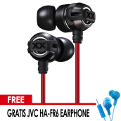 JVC HA-FX3X Xtreme Xplosive Earphone
