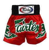 FAIRTEX Boxing Short BS0633 Red