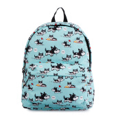 VOITTO Backpack 1716 Mini Dogs - Blue