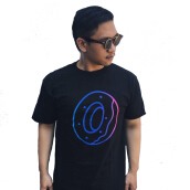 ODD FUTURE Gradient O Black