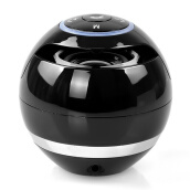 Vinmori Mini Wireless Ball Bluetooth Speaker Stereo Bass Loudspeaker Portable Sound Box With Mic Support TF Card FM Radio