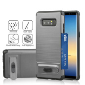 Sentum Samsung Galaxy Note 8 case 3-in-1 shock proof TPU+PC Case Cover