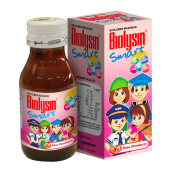 BIOLYSIN Smart 60 ml - Strawberry