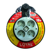 LOYAL LY-130SK Kabel Roll 10 M