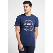 COTTONOLOGY Men's T-Shirt Kentucky's Blue