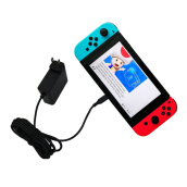 Nintendo Switch EU Tpye-C Charging Adapter Switch Host Charger Black