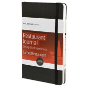 MOLESKINE Passion Journal Restaurant & Dining Out Notebook