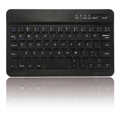 Aluminum Wireless Bluetooth Keyboard For iPhone iPad IOS Android Windows Tab PC