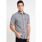 COTTONOLOGY Men's Shirt Timmy Black