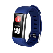 Jantens M200 Smart Bracelet TFT Watch Waterproof Heart Rate Monitor Bluetooth Wristband Touch Screen fitbits