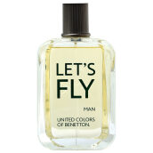 Benetton Lets Fly Man 100 ML