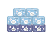 PurCotton Nice Princess Sanitary Napkins 8 packages (absorb)