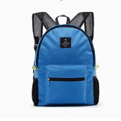 Keness Casual fashion backpack female leisure travel backpack girl bag waterproof canvas backpack