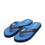 Ando Sandal Jepit Casual Pria Hawaii Fashion - Navy/Blue