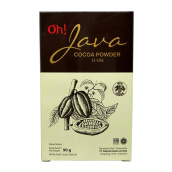 JAVA Cocoa Powder Dark 90g