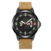 Lee Watch LEF-M131ABL5-19 Jam tangan pria Brown
