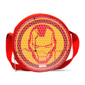 MARVEL Iron Man Puzzle Lunch Set – Red