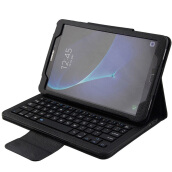 Smatton For Samsung Tab A 8 inch T350 Folding Bluetooth Wireless keyboard Ultra Thin Leather Tablet SA350