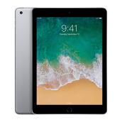 APPLE New iPad 9.7 inch 2018 128GB WIFI Only - Grey