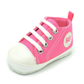 Saneoo Sneakers Prewalker Baby Shoes Pink 3-6Bln
