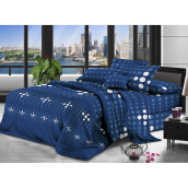 NYENYAK Minimal Fitted Sheet / Comforter Set - KING/QUEEN/SINGLE Turquoise
