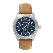 NAUTICA Watch Seattle Brown [NAPSTL001]