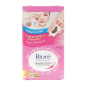 BIORE Make Up Remover Cleansing Oil Sheet Refill 44's