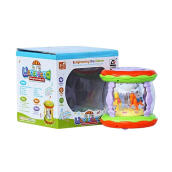 Kaptenstore Wonderland Merry Go Round Music Drum Mini Mainan Anak
