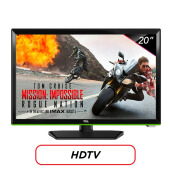 TCL LED TV 20 Inch HD - L20D2700