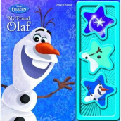 3 Bsb : Disney Frozen My Friend Olaf Import Book -  - 9781450896597