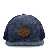 CRESSIDA Nxt Lvl Label Caps - Navy [All Size]
