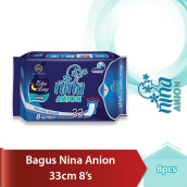 BAGUS Nina Anion Extra Long 33 cm  8's