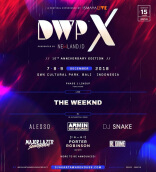 DWP X (3 DAY PASS - GA PRESALE 3)