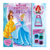 Disney Princess: Movie Theater Storybook & Movie Projector Import Book -  - 9780794437275
