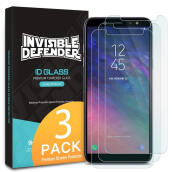 RINGKE Galaxy A6 2018 Tempered Glass ID - 0.33mm