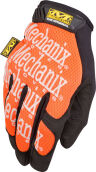 MECHANIX Glove Full Hand MG-09-008 Orange
