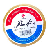 PANFIX Cellulose Tape 1/2